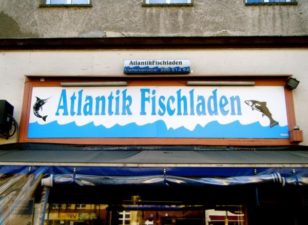 Atlantik Fischladen