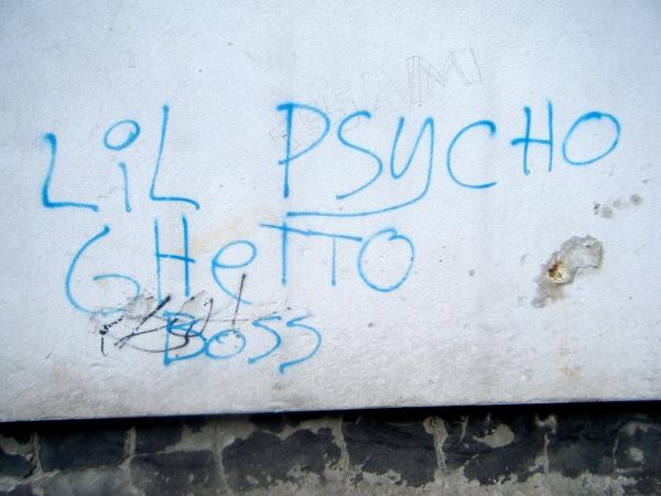Lil' Psycho Ghetto Boss