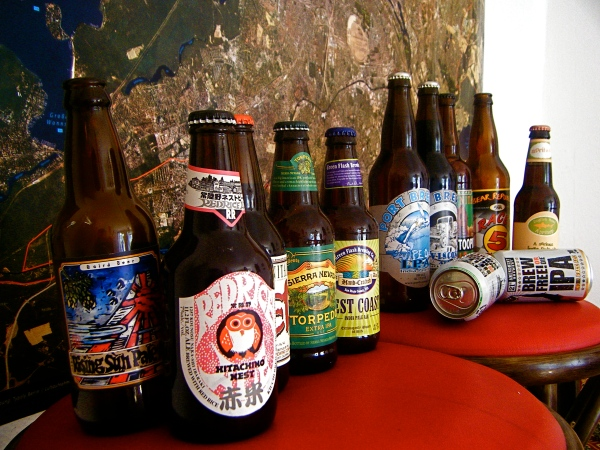 A Selection of Fine Ales